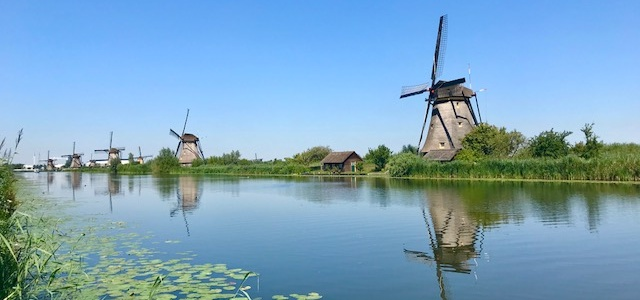 Netherlands – 29 Jul to 5 Aug 2018